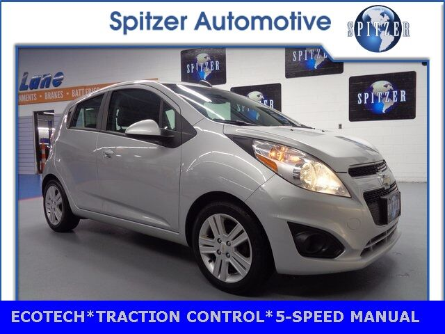 2015 Chevrolet Spark LS McMurray PA