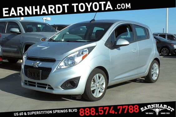 2015_Chevrolet_Spark_LT *Reliable Daily Driver!*_ Mesa AZ