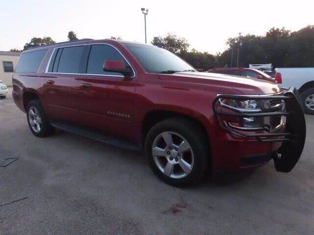 2015 Chevrolet Suburban 1500 LT Copperas Cove TX
