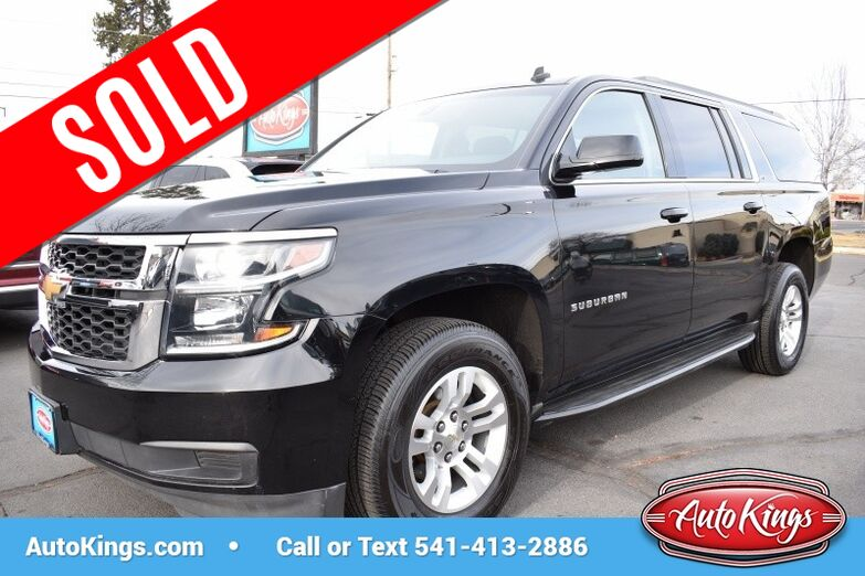2015 Chevrolet Suburban 4WD 4dr LS Bend OR
