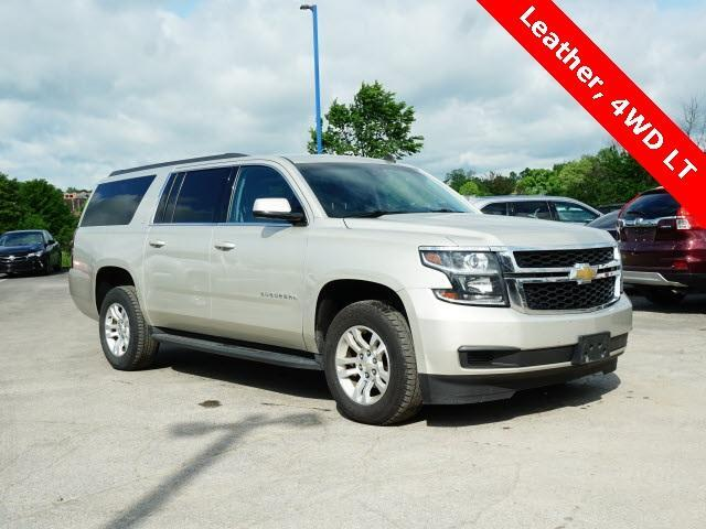2015 Chevrolet Suburban 4WD 4dr LT Cranberry Twp PA