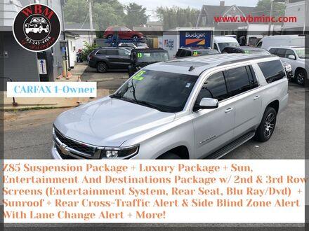 2015_Chevrolet_Suburban_4WD LT w/ Luxury Package_ Arlington VA