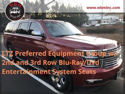 2015_Chevrolet_Suburban_4WD LTZ_ Arlington VA