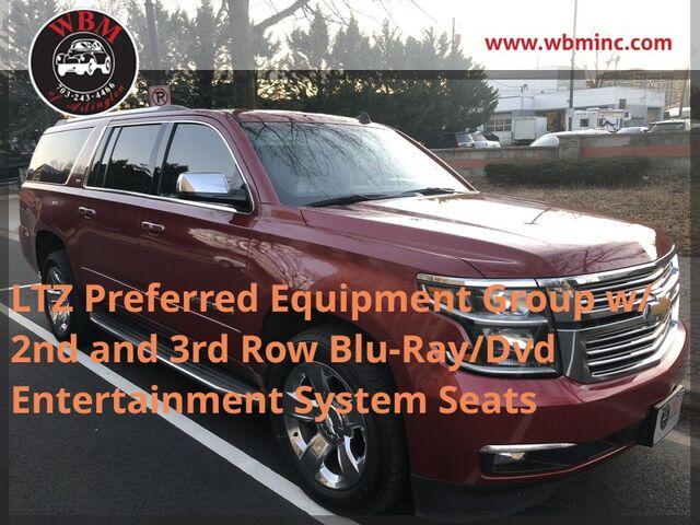 2015 Chevrolet Suburban 4WD LTZ Arlington VA