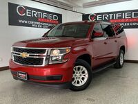 Chevrolet Suburban LT 4WD SUNROOF REAR CAMERA REAR PARKING AID LANE ASSIST LEATHER HEATED SEAT 2015