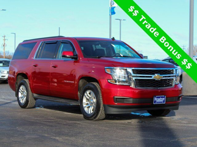 2015 Chevrolet Suburban LT Green Bay WI