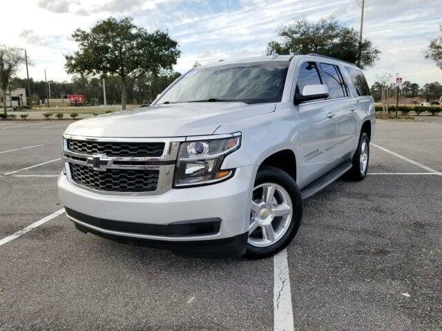 2015 Chevrolet Suburban LT Jacksonville FL