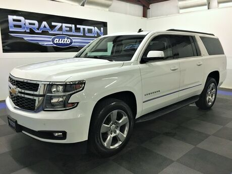 2015 Chevrolet Suburban LT, Luxury Pkg, Nav, Sunroof, DVD, 20s Houston TX