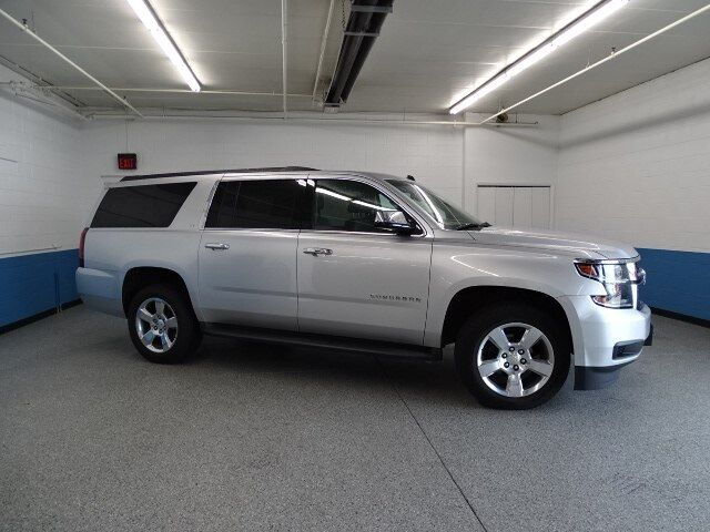2015 Chevrolet Suburban LT Plymouth WI