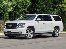 2015_Chevrolet_Suburban_LT_ Raleigh NC