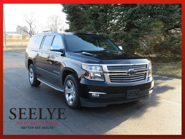 2015 Chevrolet Suburban LTZ Battle Creek MI