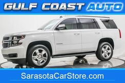 2015_Chevrolet_TAHOE_LT LEATHER 3RD ROW SEAT FL SUV LOW MILES RUNS GREAT_ Sarasota FL