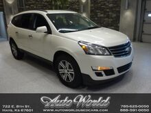 2015_Chevrolet_TRAVERSE AWD LT__ Hays KS