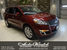 2015_Chevrolet_TRAVERSE LT FWD__ Hays KS