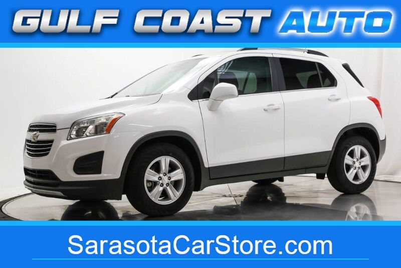 2015_Chevrolet_TRAX_LT SUNROOF LOW MILES FL CAR WARRANTY !!_ Sarasota FL