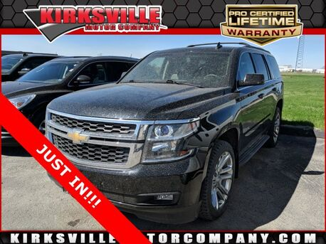 2015_Chevrolet_Tahoe_4WD 4dr LT_ Kirksville MO