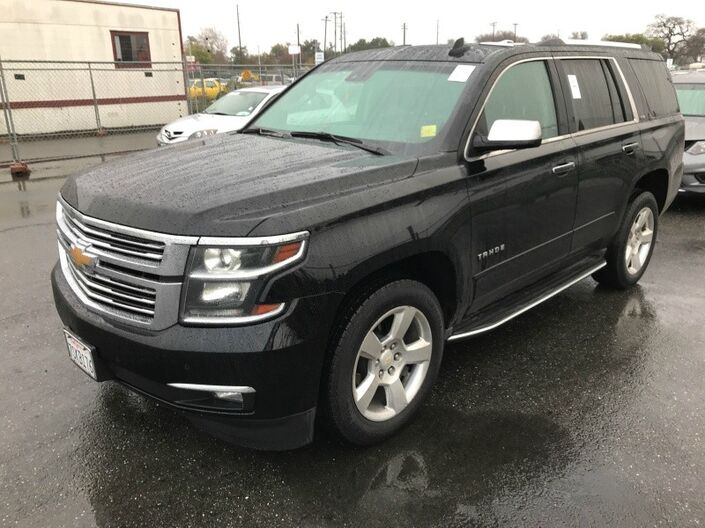 2015 Chevrolet Tahoe 4WD LTZ Bend OR