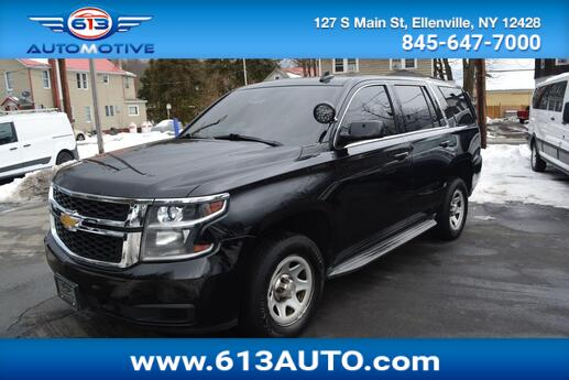 2015 Chevrolet Tahoe 4WD Special Service Vehicle Ulster County NY