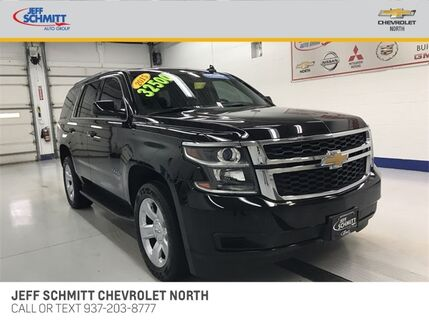 2015_Chevrolet_Tahoe_LS_ Dayton area OH