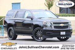 2015_Chevrolet_Tahoe_LS_ Roseville CA