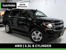 2015_Chevrolet_Tahoe_LT 4X4 3rd Row Backup Cam Nav Htd Seats Rear DVD_ Portland OR