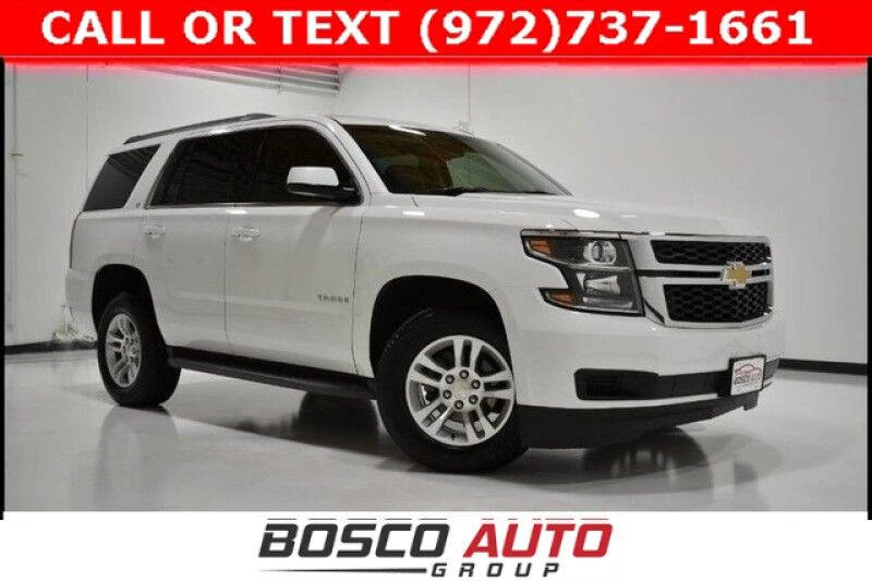 2015 Chevrolet Tahoe LT Flower Mound TX