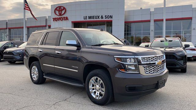 2015 Chevrolet Tahoe LT Green Bay WI
