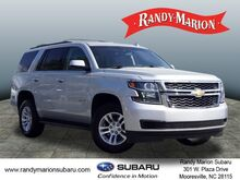 2015_Chevrolet_Tahoe_LT_ Hickory NC