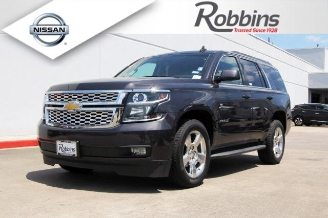 2015 Chevrolet Tahoe LT Houston TX