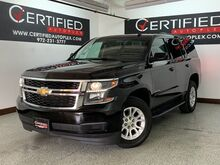 2015_Chevrolet_Tahoe_LT NAVIGATION REAR CAMERA REAR PARKING AID COLLISION ALERT LANE_ Carrollton TX