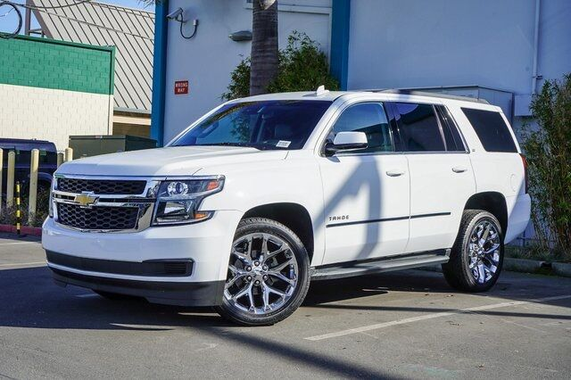 2015 Chevrolet Tahoe LT Redwood City CA
