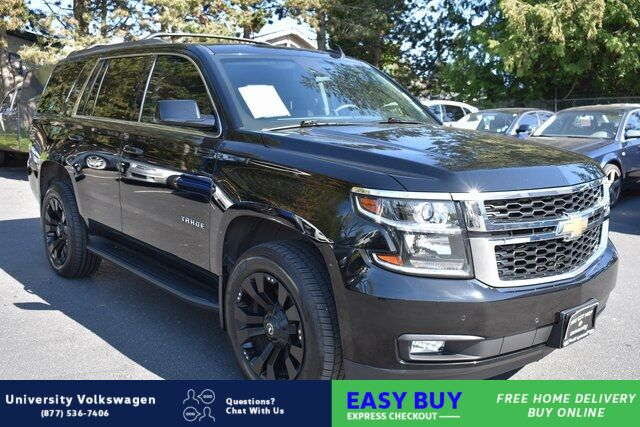 2015 Chevrolet Tahoe LT Seattle WA