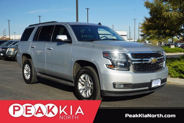 2015 Chevrolet Tahoe LT Windsor CO
