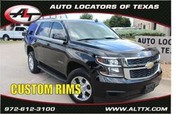 2015_Chevrolet_Tahoe_LT with CUSTOM RIMS_ Plano TX