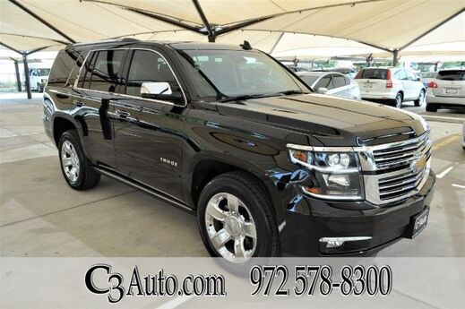 2015 Chevrolet Tahoe LTZ 4WD!!! Like New!!! Plano TX