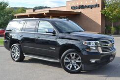 2015_Chevrolet_Tahoe_LTZ/4X4/Middle Row Captains Chairs/Rear DVD/Pwr 3rd Row/22'' Wheels/Nav/Rear View Cam/Heated&Cooled Seats/Heated Steering Wheel/Keyless Go/Bose Sound/Tow Pkg/Loaded_ Nashville TN