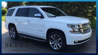 2015_Chevrolet_Tahoe_LTZ_ Battle Creek MI