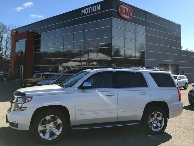 2015 Chevrolet Tahoe LTZ Hackettstown NJ