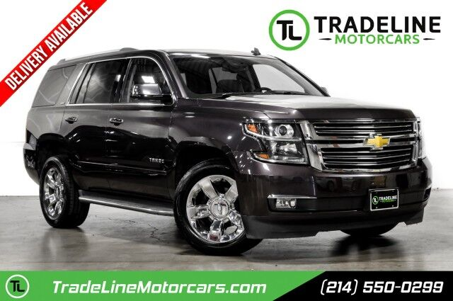 Used Chevrolet Tahoe Carrollton Tx