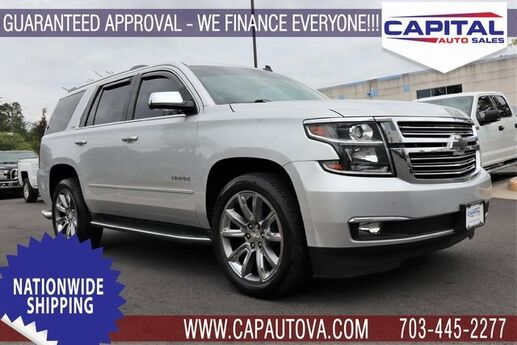 2015 Chevrolet Tahoe LTZ Chantilly VA