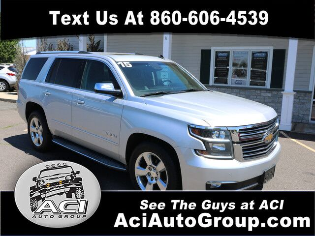 2015 Chevrolet Tahoe LTZ East Windsor CT