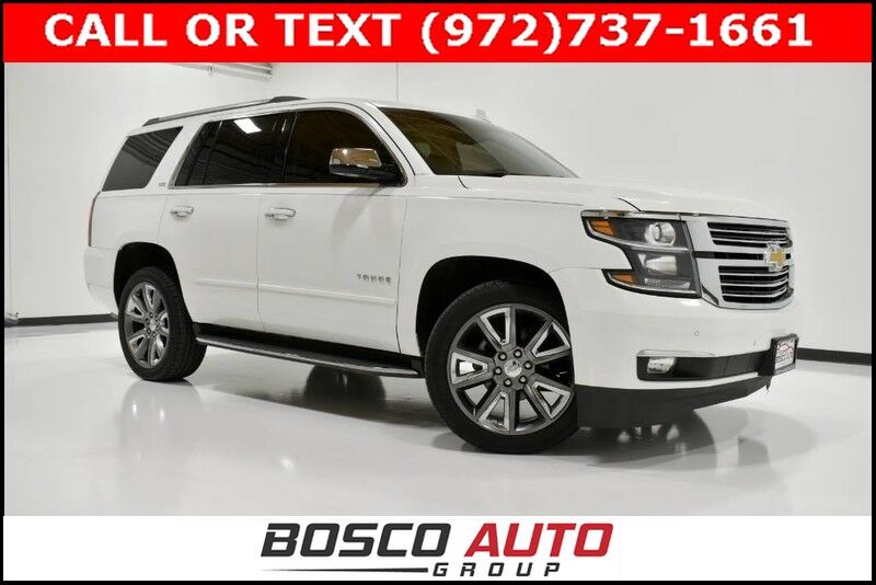 2015 Chevrolet Tahoe LTZ Flower Mound TX