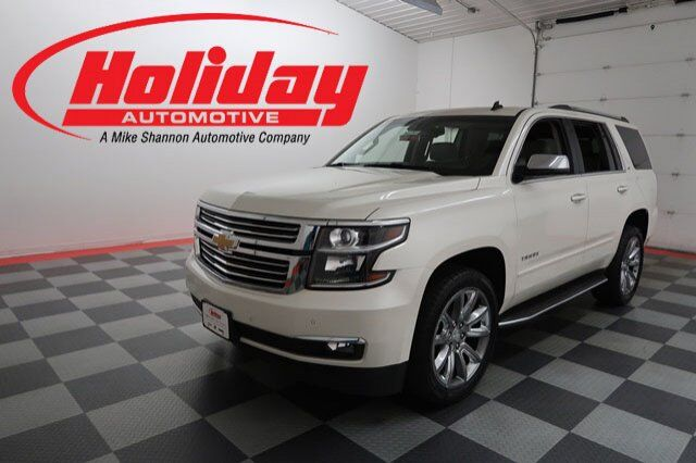 Vehicle Details 2015 Chevrolet Tahoe At Holiday