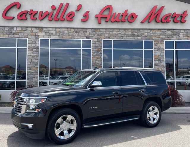 2015 Chevrolet Tahoe LTZ Grand Junction CO