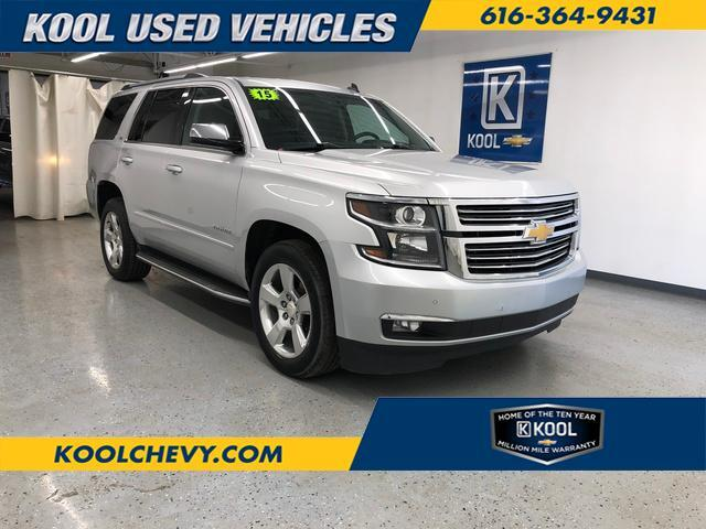 2015 Chevrolet Tahoe LTZ Grand Rapids MI