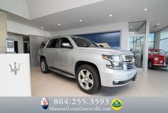 2015_Chevrolet_Tahoe_LTZ_ Greenville SC
