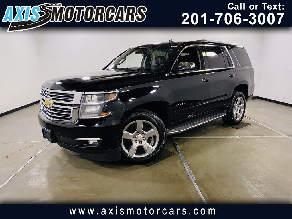 2015 Chevrolet Tahoe LTZ Jersey City NJ