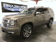 2015_Chevrolet_Tahoe_LTZ, Nav, Roof, DVD, Bkts, Adaptive Cruise, Power Boards, 22s_ Houston TX