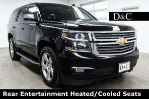 2015_Chevrolet_Tahoe_LTZ Rear Entertainment Heated/Cooled Seats_ Portland OR