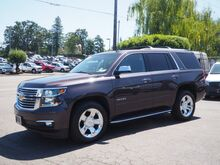 2015_Chevrolet_Tahoe_LTZ_ Salem OR